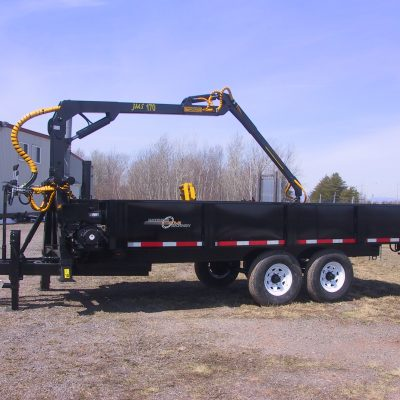 Dump Trailers Archives Ransome Attachments