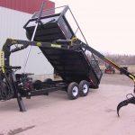 AM Machinery Dump Trailers